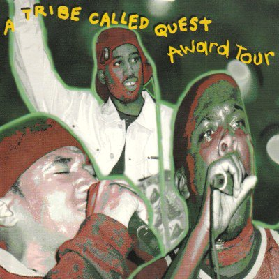 <img class='new_mark_img1' src='https://img.shop-pro.jp/img/new/icons3.gif' style='border:none;display:inline;margin:0px;padding:0px;width:auto;' />A TRIBE CALLED QUEST - AWARD TOUR (CD) (SINGLE) (EX/VG+)