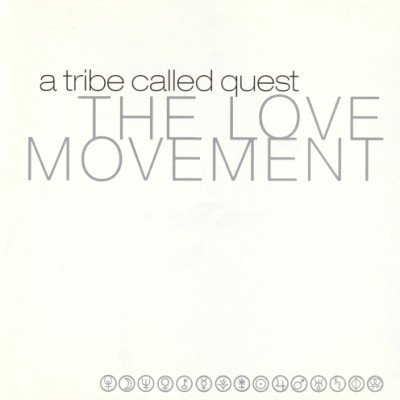 <img class='new_mark_img1' src='https://img.shop-pro.jp/img/new/icons3.gif' style='border:none;display:inline;margin:0px;padding:0px;width:auto;' />A TRIBE CALLED QUEST - THE LOVE MOVEMENT (CD) (VG+/VG+)