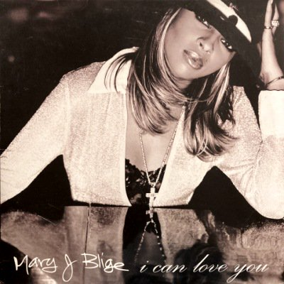 <img class='new_mark_img1' src='https://img.shop-pro.jp/img/new/icons3.gif' style='border:none;display:inline;margin:0px;padding:0px;width:auto;' />MARY J. BLIGE - I CAN LOVE YOU (12) (EX/VG+)