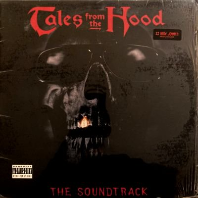 <img class='new_mark_img1' src='https://img.shop-pro.jp/img/new/icons3.gif' style='border:none;display:inline;margin:0px;padding:0px;width:auto;' />V.A. - TALES FROM THE HOOD (O.S.T.) (LP) (EX/EX)