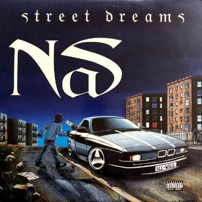 <img class='new_mark_img1' src='https://img.shop-pro.jp/img/new/icons3.gif' style='border:none;display:inline;margin:0px;padding:0px;width:auto;' />NAS - STREET DREAMS (12) (VG+/VG+)