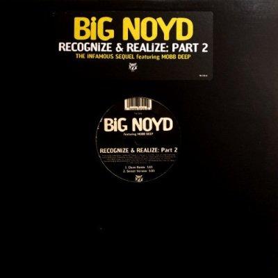 BIG NOYD feat. MOBB DEEP - RECOGNIZE & REALIZE: PART 2 (12) (EX/VG+)