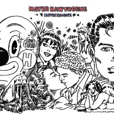 MAYER HAWTHORNE - IMPRESSIONS (12) (NEW)