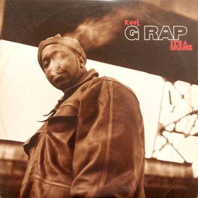 KOOL G RAP - IT'S A SHAME (12) (VG+/VG+)