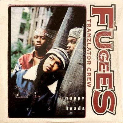 <img class='new_mark_img1' src='https://img.shop-pro.jp/img/new/icons3.gif' style='border:none;display:inline;margin:0px;padding:0px;width:auto;' />FUGEES (TRANZLATOR CREW) - NAPPY HEADS (12) (VG+/VG+)