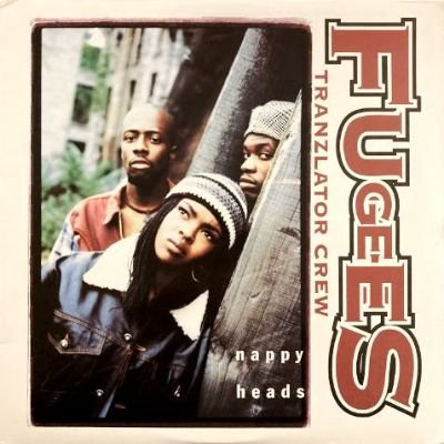 <img class='new_mark_img1' src='https://img.shop-pro.jp/img/new/icons3.gif' style='border:none;display:inline;margin:0px;padding:0px;width:auto;' />FUGEES (TRANZLATOR CREW) - NAPPY HEADS (12) (EX/VG+)