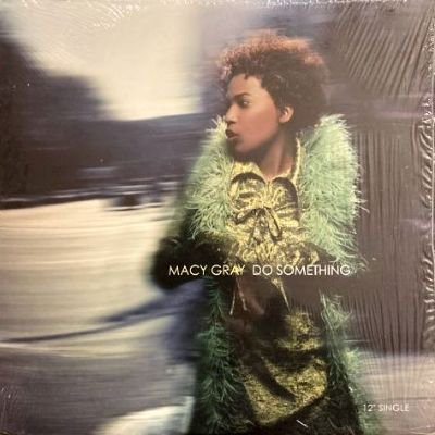 <img class='new_mark_img1' src='https://img.shop-pro.jp/img/new/icons3.gif' style='border:none;display:inline;margin:0px;padding:0px;width:auto;' />MACY GRAY - DO SOMETHING (12) (VG+/EX)