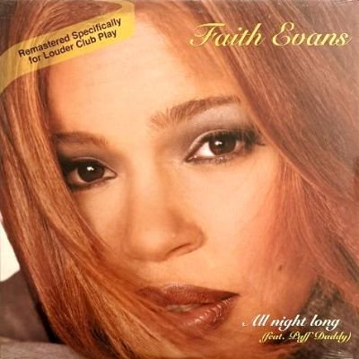 <img class='new_mark_img1' src='https://img.shop-pro.jp/img/new/icons3.gif' style='border:none;display:inline;margin:0px;padding:0px;width:auto;' />FAITH EVANS feat. PUFF DADDY - ALL NIGHT LONG (12) (SEALED)