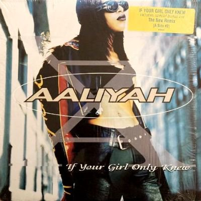 <img class='new_mark_img1' src='https://img.shop-pro.jp/img/new/icons3.gif' style='border:none;display:inline;margin:0px;padding:0px;width:auto;' />AALIYAH - IF YOUR GIRL ONLY KNEW (12) (VG+/EX)