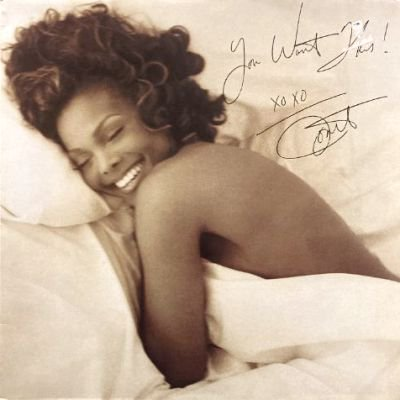 <img class='new_mark_img1' src='https://img.shop-pro.jp/img/new/icons3.gif' style='border:none;display:inline;margin:0px;padding:0px;width:auto;' />JANET JACKSON - YOU WANT THIS (12) (UK) (VG+/VG+)
