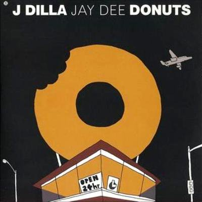 <img class='new_mark_img1' src='https://img.shop-pro.jp/img/new/icons3.gif' style='border:none;display:inline;margin:0px;padding:0px;width:auto;' />J DILLA - DONUTS (LP) (RE) (NEW)