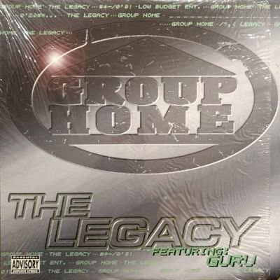 <img class='new_mark_img1' src='https://img.shop-pro.jp/img/new/icons3.gif' style='border:none;display:inline;margin:0px;padding:0px;width:auto;' />GROUP HOME - THE LEGACY (12) (EX/VG+)