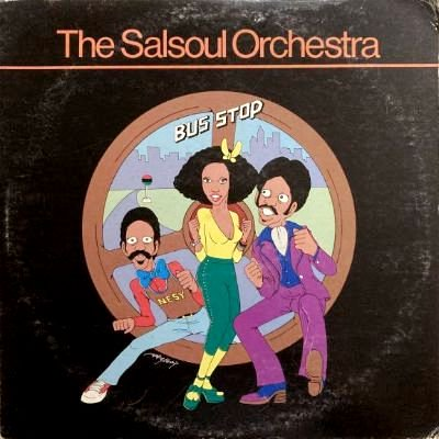 <img class='new_mark_img1' src='https://img.shop-pro.jp/img/new/icons3.gif' style='border:none;display:inline;margin:0px;padding:0px;width:auto;' />THE SALSOUL ORCHESTRA - S.T. (LP) (JP) (VG/VG)