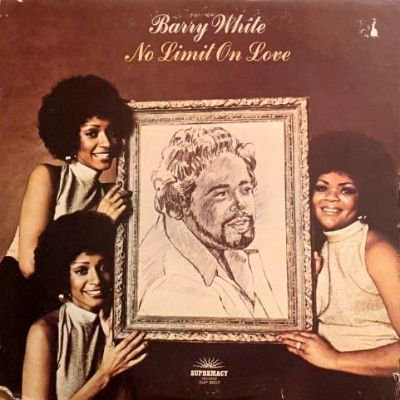 <img class='new_mark_img1' src='https://img.shop-pro.jp/img/new/icons3.gif' style='border:none;display:inline;margin:0px;padding:0px;width:auto;' />BARRY WHITE - NO LIMIT ON LOVE (LP) (VG/VG)