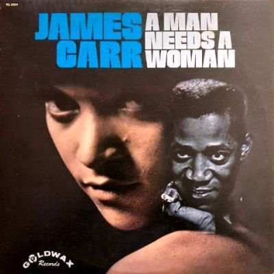 <img class='new_mark_img1' src='https://img.shop-pro.jp/img/new/icons3.gif' style='border:none;display:inline;margin:0px;padding:0px;width:auto;' />JAMES CARR - A MAN NEEDS A WOMAN (LP) (JP) (VG+/VG)