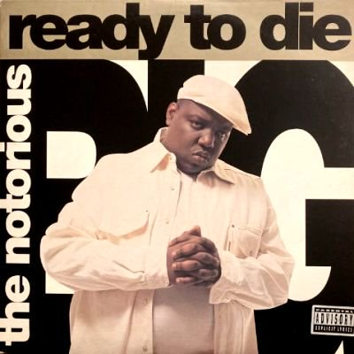 <img class='new_mark_img1' src='https://img.shop-pro.jp/img/new/icons3.gif' style='border:none;display:inline;margin:0px;padding:0px;width:auto;' />NOTORIOUS B.I.G. - READY TO DIE (LP) (VG+/VG+)