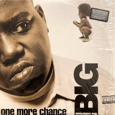 <img class='new_mark_img1' src='https://img.shop-pro.jp/img/new/icons3.gif' style='border:none;display:inline;margin:0px;padding:0px;width:auto;' />THE NOTORIOUS B.I.G. - ONE MORE CHANCE/STAY WITH ME (12) (VG+/VG+)