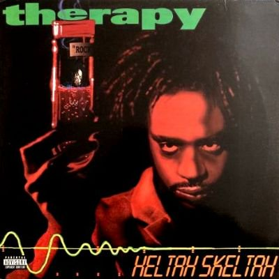 <img class='new_mark_img1' src='https://img.shop-pro.jp/img/new/icons3.gif' style='border:none;display:inline;margin:0px;padding:0px;width:auto;' />HELTAH SKELTAH - THERAPY (12) (VG+/VG+)