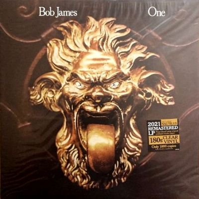 <img class='new_mark_img1' src='https://img.shop-pro.jp/img/new/icons54.gif' style='border:none;display:inline;margin:0px;padding:0px;width:auto;' />BOB JAMES - ONE (2021 REMASTERED) (180G CLEAR VINYL) (LP) (NEW)