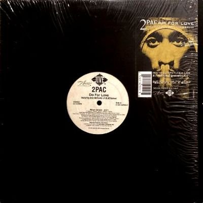 <img class='new_mark_img1' src='https://img.shop-pro.jp/img/new/icons3.gif' style='border:none;display:inline;margin:0px;padding:0px;width:auto;' />2PAC feat. ERIC WILLIAMS OF BLACKSTREET - DO FOR LOVE (12) (VG+/EX)