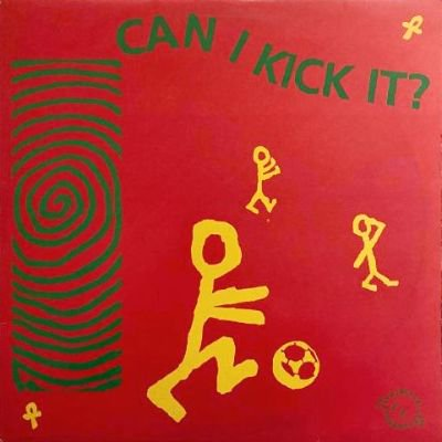 <img class='new_mark_img1' src='https://img.shop-pro.jp/img/new/icons3.gif' style='border:none;display:inline;margin:0px;padding:0px;width:auto;' />A TRIBE CALLED QUEST - CAN I KICK IT? (12) (UK) (VG/VG+)