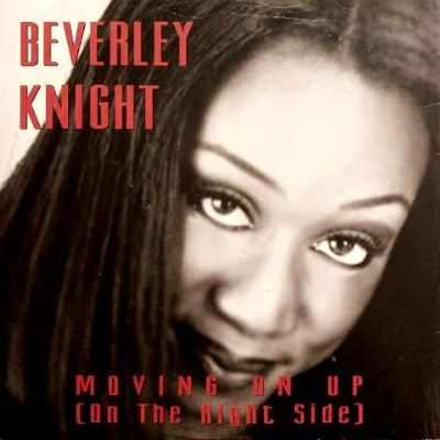 <img class='new_mark_img1' src='https://img.shop-pro.jp/img/new/icons3.gif' style='border:none;display:inline;margin:0px;padding:0px;width:auto;' />BEVERLEY KNIGHT - MOVING ON UP (ON THE RIGHT SIDE) (12) (VG+/VG+)