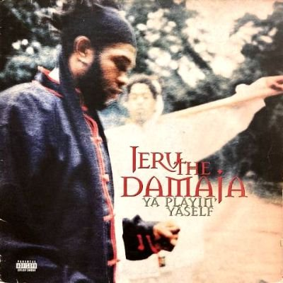 JERU THE DAMAJA - YA PLAYIN' YASELF (12) (UK) (VG/VG+)