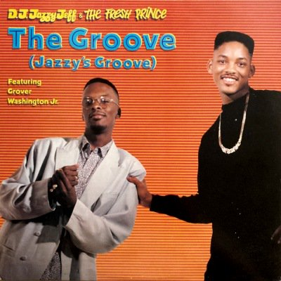 <img class='new_mark_img1' src='https://img.shop-pro.jp/img/new/icons3.gif' style='border:none;display:inline;margin:0px;padding:0px;width:auto;' />D.J. JAZZY JEFF & THE FRESH PRINCE - THE GROOVE (JAZZY'S GROOVE) (12) (VG+/VG+)
