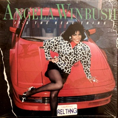 <img class='new_mark_img1' src='https://img.shop-pro.jp/img/new/icons3.gif' style='border:none;display:inline;margin:0px;padding:0px;width:auto;' />ANGELA WINBUSH - IT'S THE REAL THING (12) (EX/EX)