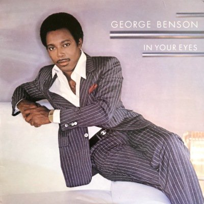 <img class='new_mark_img1' src='https://img.shop-pro.jp/img/new/icons3.gif' style='border:none;display:inline;margin:0px;padding:0px;width:auto;' />GEORGE BENSON - IN YOUR EYES (LP) (VG+/VG+)
