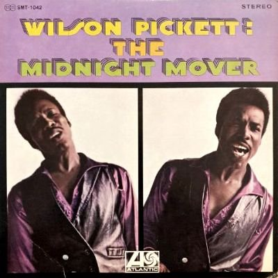 <img class='new_mark_img1' src='https://img.shop-pro.jp/img/new/icons3.gif' style='border:none;display:inline;margin:0px;padding:0px;width:auto;' />WILSON PICKETT - THE MIDNIGHT MOVER (LP) (JP) (VG+/VG+)