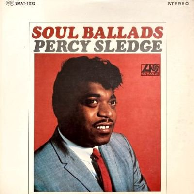 <img class='new_mark_img1' src='https://img.shop-pro.jp/img/new/icons3.gif' style='border:none;display:inline;margin:0px;padding:0px;width:auto;' />PERCY SLEDGE - SOUL BALLADS (LP) (JP) (VG+/VG+)