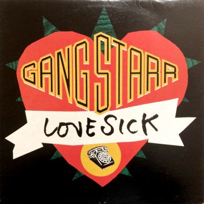 <img class='new_mark_img1' src='https://img.shop-pro.jp/img/new/icons3.gif' style='border:none;display:inline;margin:0px;padding:0px;width:auto;' />GANG STARR - LOVESICK (12) (VG+/VG+)