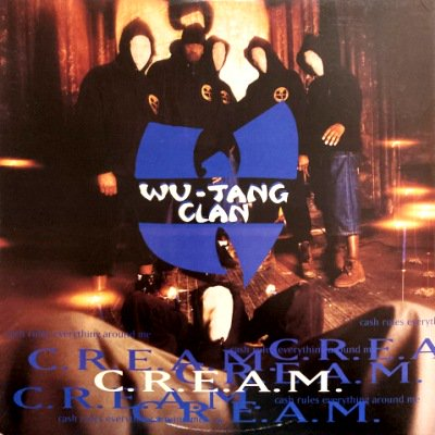 <img class='new_mark_img1' src='https://img.shop-pro.jp/img/new/icons3.gif' style='border:none;display:inline;margin:0px;padding:0px;width:auto;' />WU-TANG CLAN - C.R.E.A.M. / DA MYSTERY OF CHESSBOXIN' (12) (M/EX)