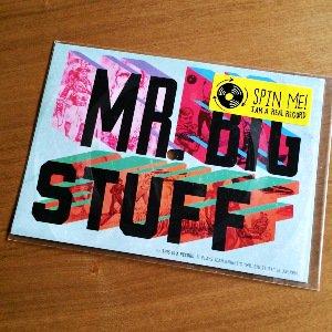 JEAN KNIGHT - MR. BIG STUFF (POST CARD)
