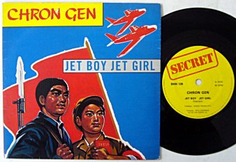 CHRON GEN - Jet Boy Jet Girl (...