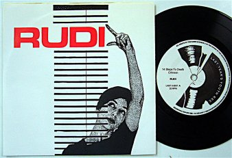 rudi 14 steps to death used 7 nat records
