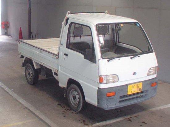 H5 サンバートラック 4WD