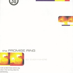 the promise ring 30 176 everywhere 12 quot lp mp3 の通販 カラメル