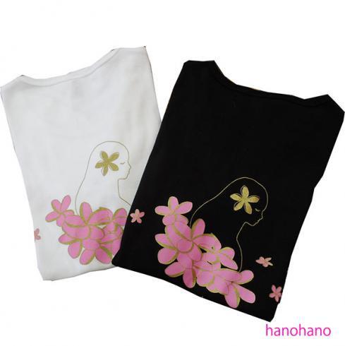 ハノハノ ロコガールTシャツ 2016バージョン