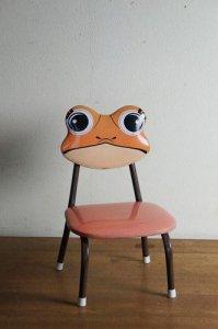 ★ケロヨン椅子