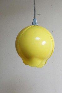 ★チューリップペンダントライト(黄色)