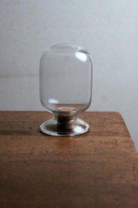 ★古いドーム型 ガラス瓶