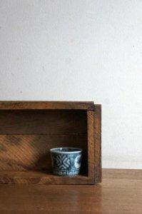 ★持ち手のある木箱