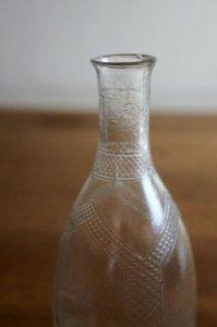 ★ガラスの徳利