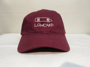 LOWCARD The Cruiser Polo Hat �磻���å�