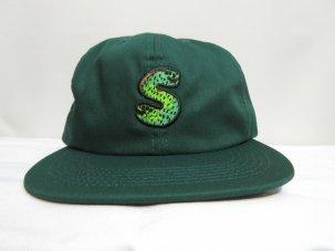SHAKASTICS × LUCAS BEAUFORT 6 PANEL CAP グリーン
