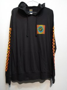 DARK SEAS HANGLOOSE �FITTED PULLOVER Sサイズ ブラック