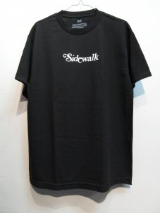 SHAKASTICS SIDEWALK Tシャツ Mサイズ ブラック