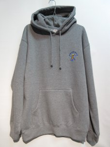 Managers Special BOBBY THE BANANA EMBROIDERED HOODIE Mサイズ グレー